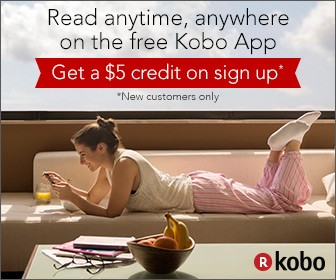 $5 Credit when you sign up for Kobo eBooks